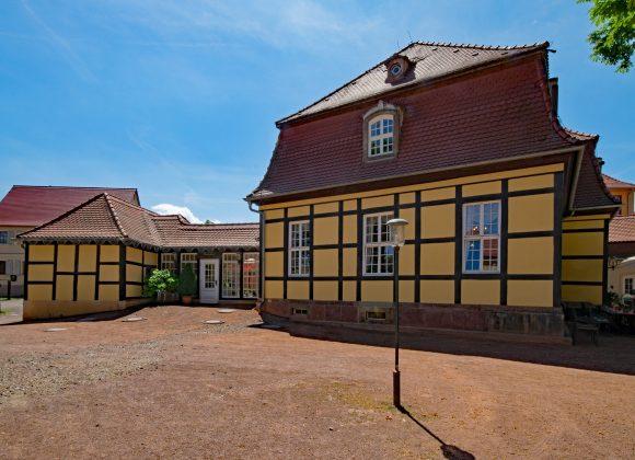 Historische Kuranlagen & Goethe-Theater Bad Lauchstädt GmbH