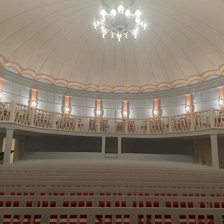 Goethe-Theater– Vermietung - Historische Kuranlagen & Goethe-Theater Bad Lauchstädt GmbH