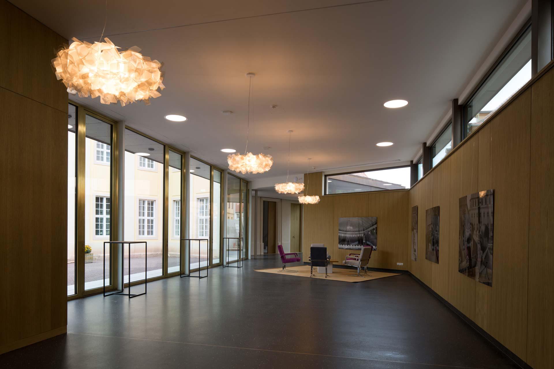 Genscher Saal – Historische Kuranlagen & Goethe-Theater Bad Lauchstädt GmbH