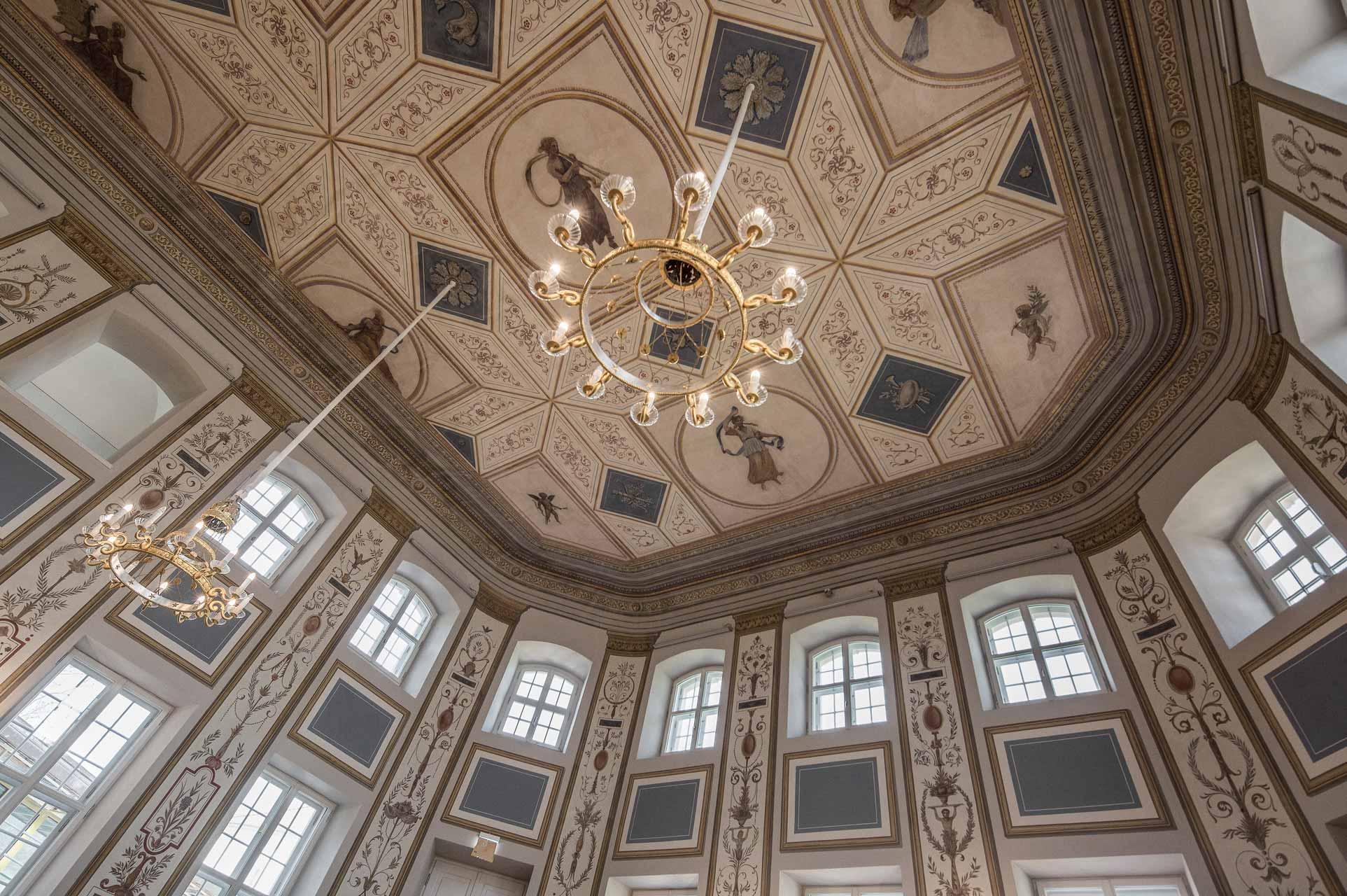 Historischer Kursaal – Historische Kuranlagen & Goethe-Theater Bad Lauchstädt GmbH