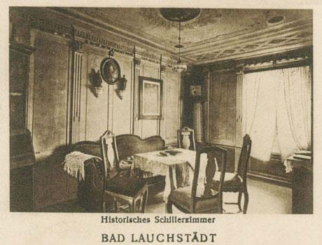 Schillerhaus | Bad Lauchstädt