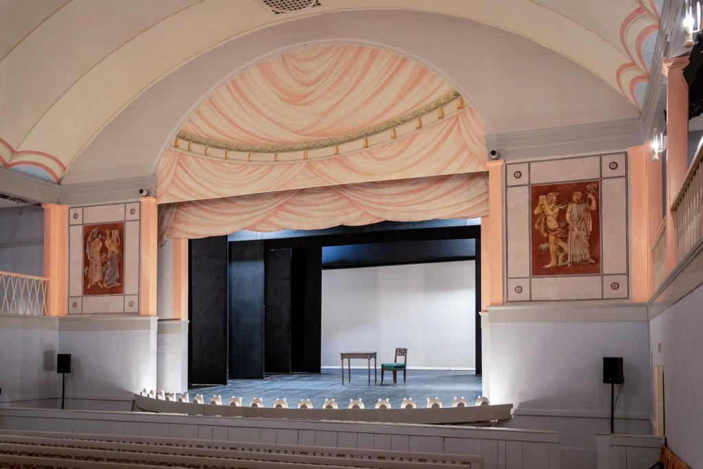 Goethe-Theater – Bühne